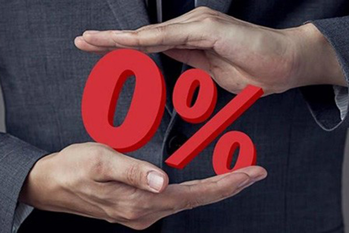 Сколько МФО в Украине дают кредиты под 0% — рейтинг «Минфина»